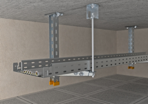 faster and easier air duct suspension